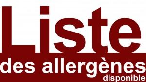 Liste-Allergenes