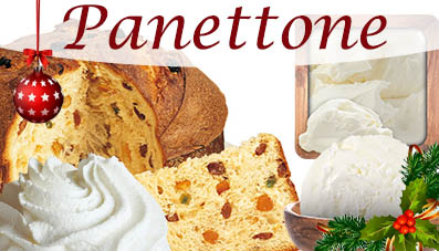 coupe glace panettone